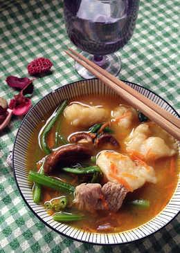 【道地湖北麵疙瘩】入冬必學的暖食料理