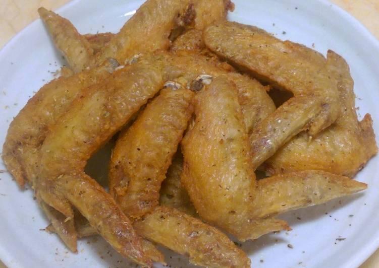 義式香料雞翅