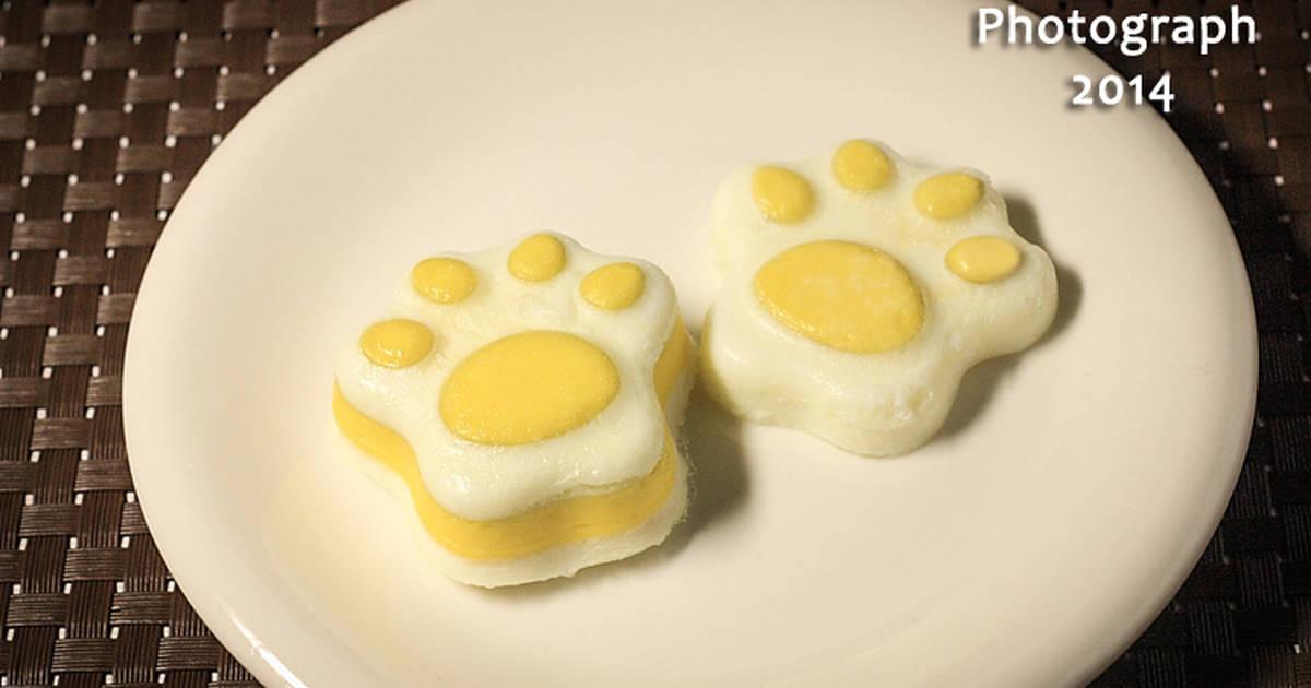 貓掌蛋食譜 by 安木白。Amber