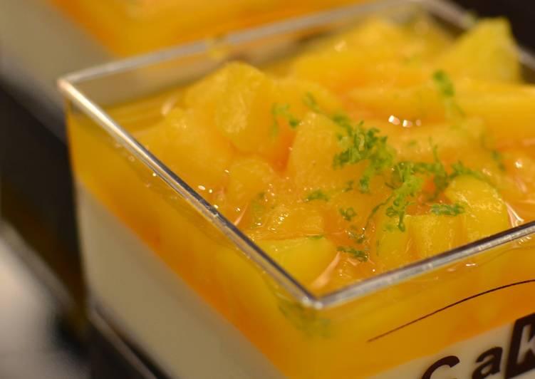 芒果。芒果。奶酪