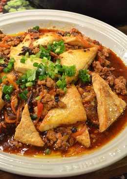 魚香木耳豆腐