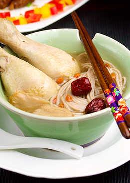 《好菜網》紅棗枸杞麻油雞