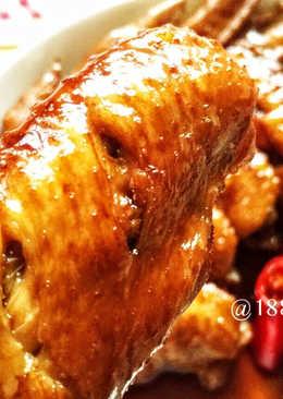 可樂雞翅 @188懶人料理