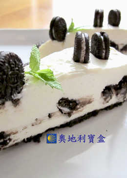 [無蛋。免烤] OREO乳酪蛋糕 OREO No Bake Cheesecake