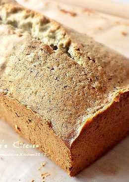 伯爵紅茶磅蛋糕(無泡打粉)