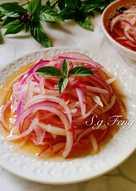 泰式涼拌洋蔥