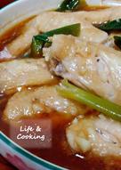 【家常菜】油膏蒸雞翅(電鍋料理)
