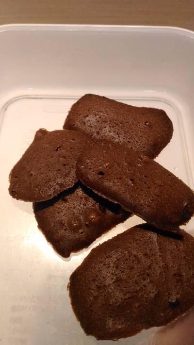 很隨意的巧克力餅乾