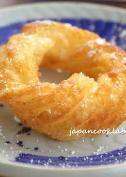 烏龍麵甜甜圈