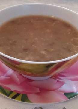 麥片綠豆湯