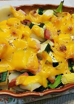 豪華焗烤總匯(健康快速版)