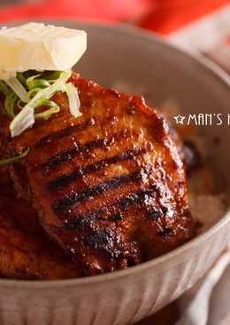 烤肉飯 - 燒肉蓋飯