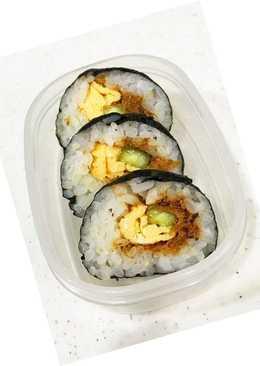 一口海苔壽司