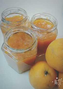 手工橘子醬