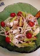 泰式涼拌魷魚