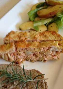 清爽法式魚肉抹醬三重奏 Terrine