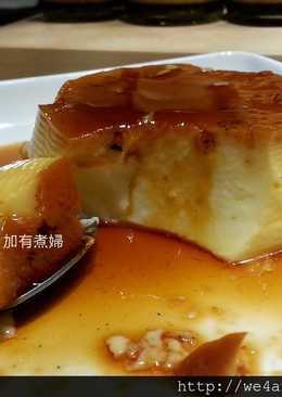 大同電鍋: 香草焦糖布丁