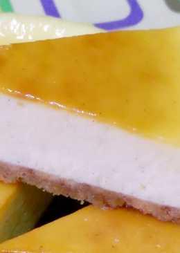 香草重乳酪蛋糕(6吋)