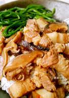 台式香菇魯肉飯
