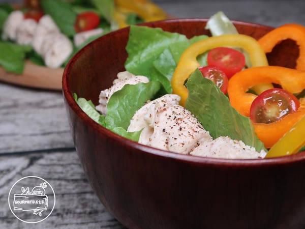 雞肉沙拉(夏日輕鬆吃)