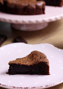 新手必勝~情人節法式巧克力蛋糕