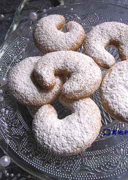 榛果月牙餅乾-奧地利 聖誕節傳統美食