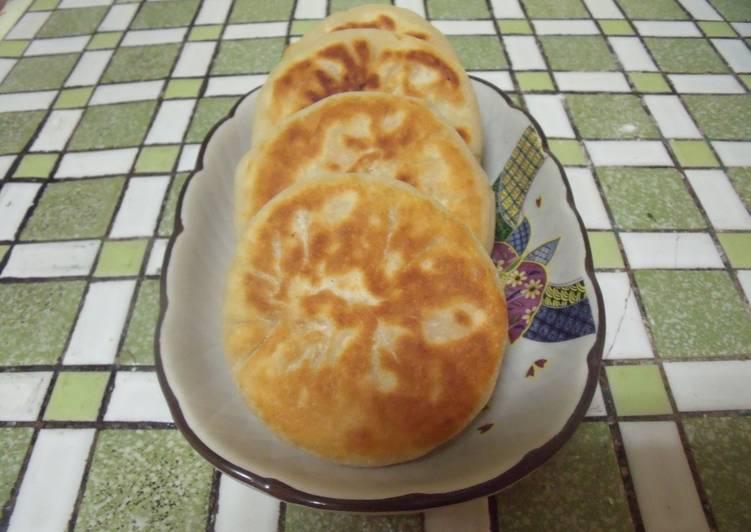 高麗菜餡餅