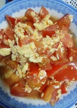 清淡番茄炒蛋