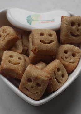 微笑豆腐小方餅