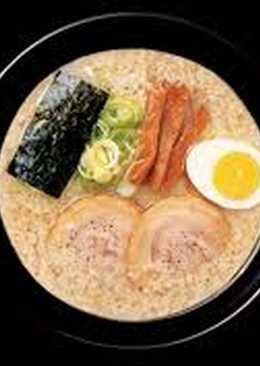 日式味曾拉麵