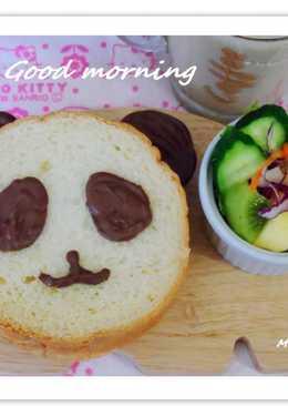 【早安!熊貓吐司】