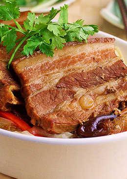 《好菜網》嫩肉白菜滷