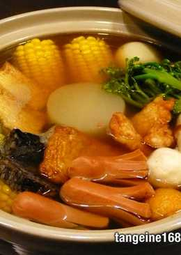 砂鍋關東煮 ♥聚餐好ez♥