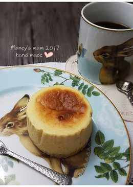 日式舒芙蕾半熟乳酪蛋糕(白美娜濃縮鮮乳使用)