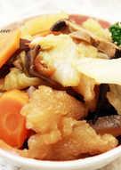 傳統白菜滷