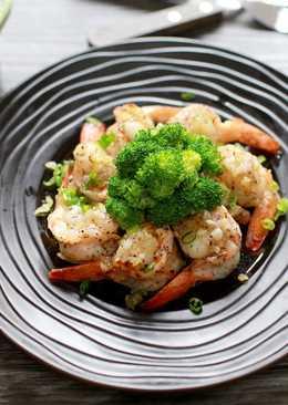 低卡 簡易 鮮貝蝦捲 蒸氣烘烤爐 母親節料理