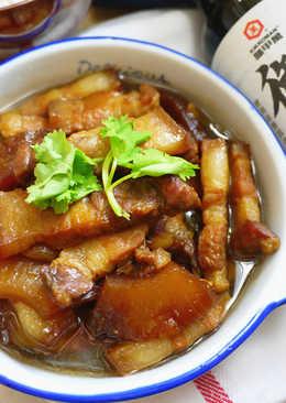 【御釀滷煮入味】鳳梨滷肉