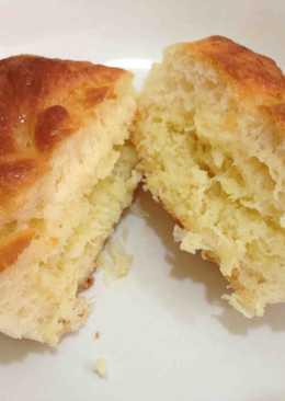 面包机 cosway ~ 湯種法 ~ 椰容面包