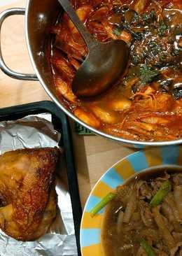 簡單夠味蝦子泰式酸辣湯