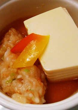 缸底薑汁百花蝦(豆油伯缸底醬油食譜)