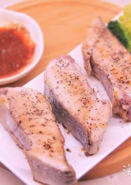 煎烤鮪魚腹排【海川魚舖】