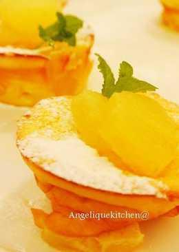 法式鳳梨椰奶克萊芙蒂