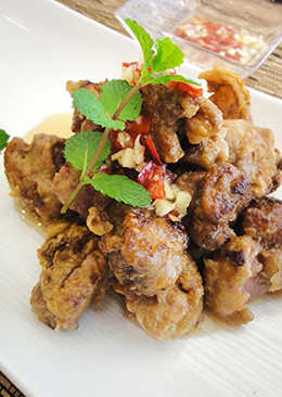 有心食譜:泰式椒麻雞