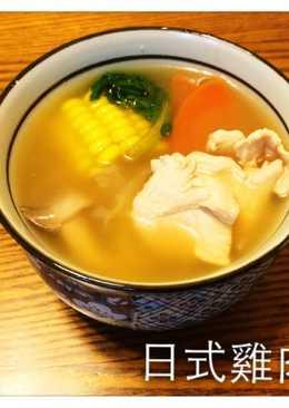 日式雞肉鍋 @188懶人料理