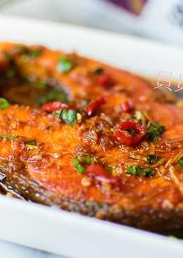 【御釀拌淋風味】醬淋鮭魚