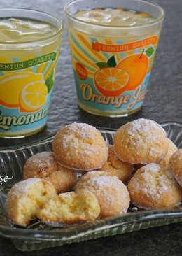 檸檬×柳橙軟餅乾