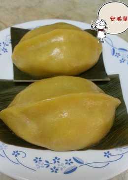 米飯版~客家金黃菜包