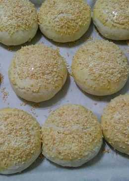 豆沙麻糬酥