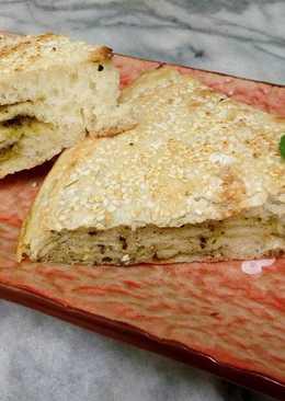 香椿大餅(素食)