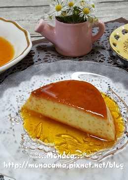法式焦糖烤布丁Creme Caramel